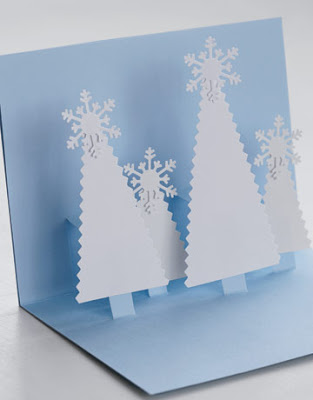 Paper-craft-card-pop-up-3d-easy-christmas-trees-card-fun-simple-cute-hand-made-gift-tags-tutorial-kids-special-step 2-pine-forest